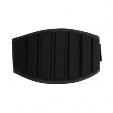 Belt Velcro Wide Black (S, M, L, XL, XXL)