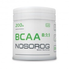 BCAA 8:1:1 Unflavored (200 g)