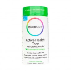 Active Health Teen with DermaComplex (90 tabs)