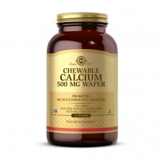 Chewable Calcium 500 mg Wafer (120 wafers)
